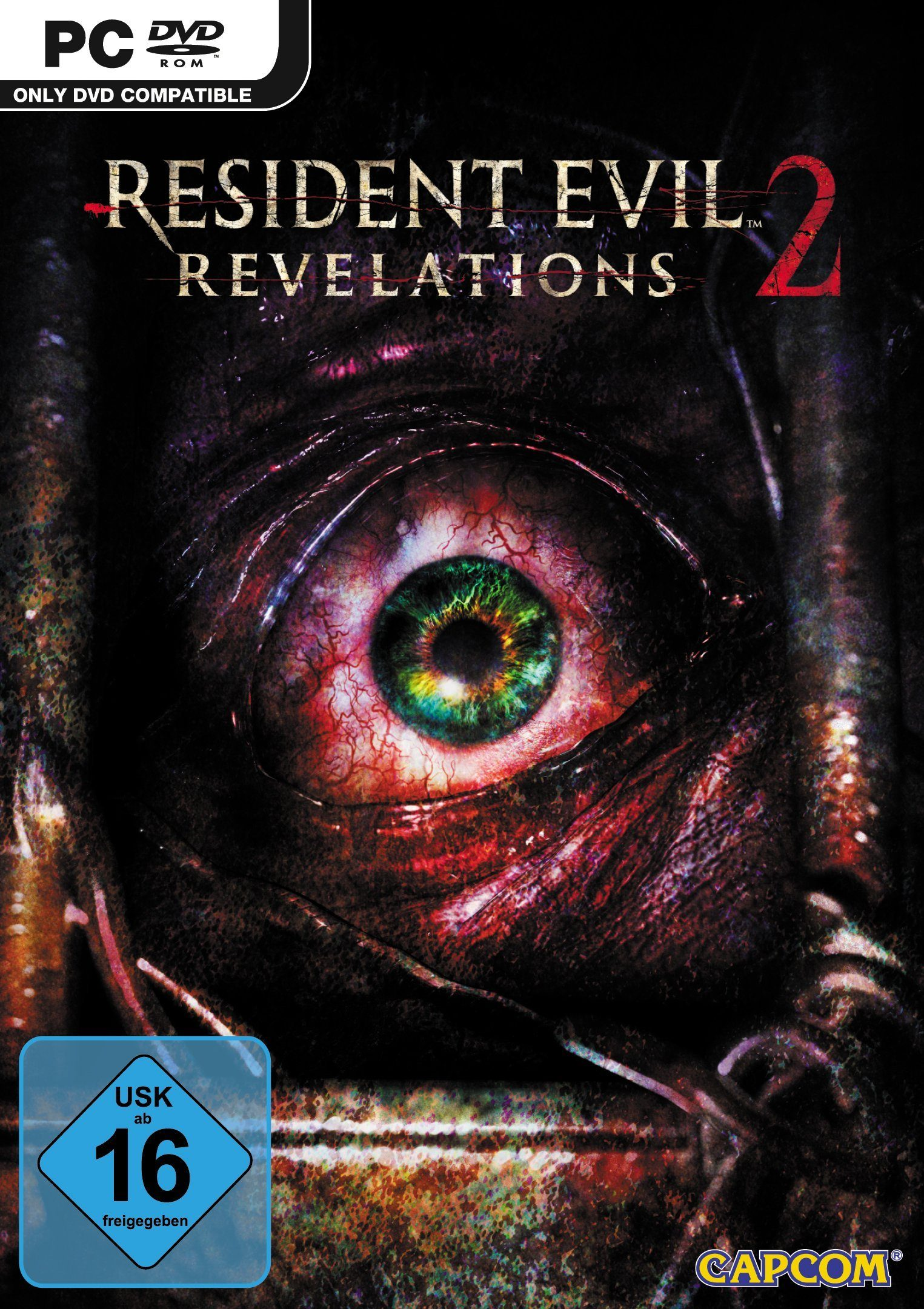Capcom Resident Evil: Revelations 2 »PC«