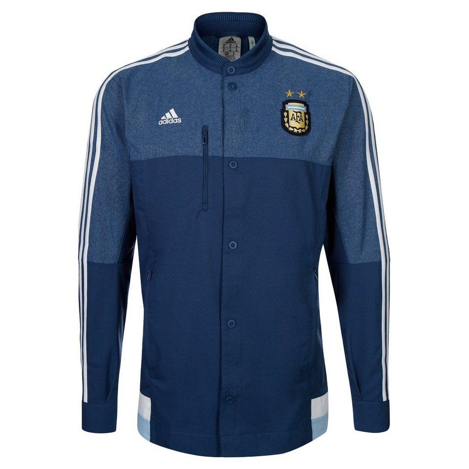 adidas Performance Argentinien Anthem Jacke Herren in dunkelblau