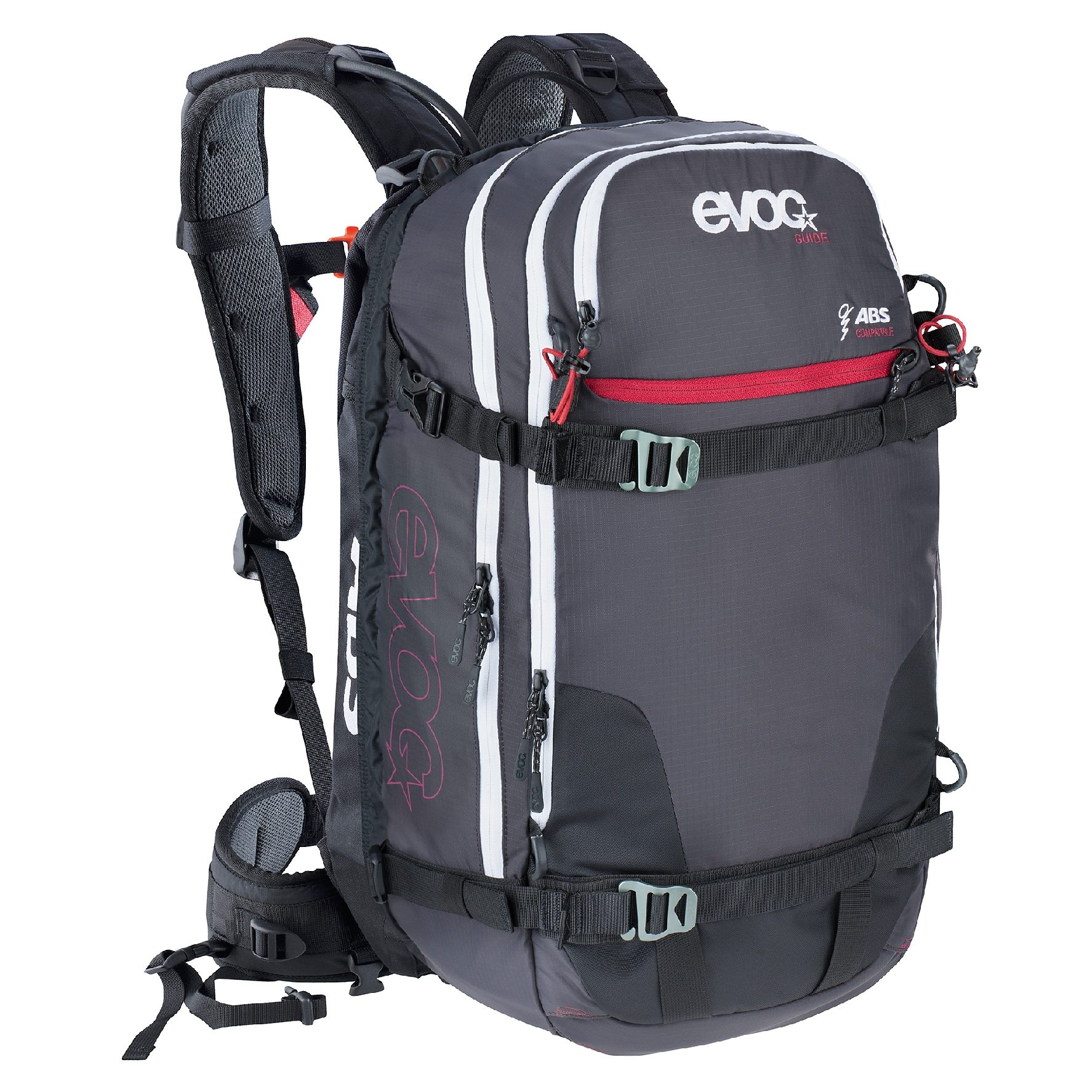 Evoc Lawinenrucksack »Zip-On ABS - Guide 30L«