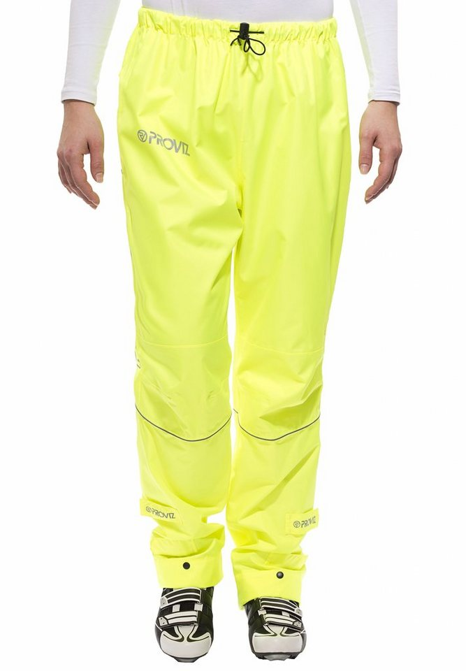 ProViz Radhose »Nightrider Hose Damen« in gelb