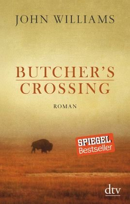 Gebundenes Buch »Butcher's Crossing«