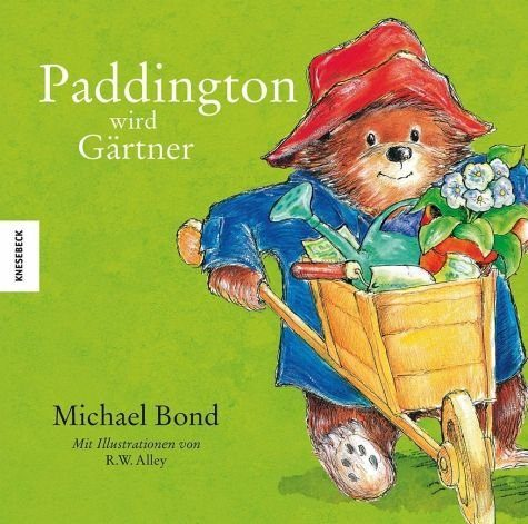 Gebundenes Buch »Paddington wird Gärtner«