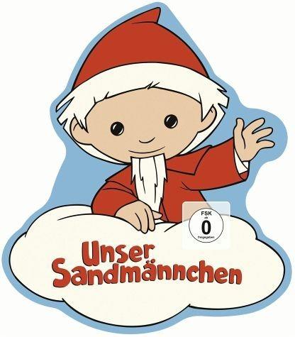 DVD »Unser Sandmännchen Folge 7-9 (Steelbook, 3 Discs)«
