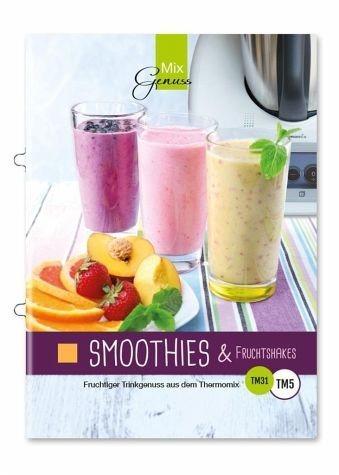 Broschiertes Buch »Smoothies & Fruchtshakes«