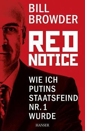 Gebundenes Buch »Red Notice«