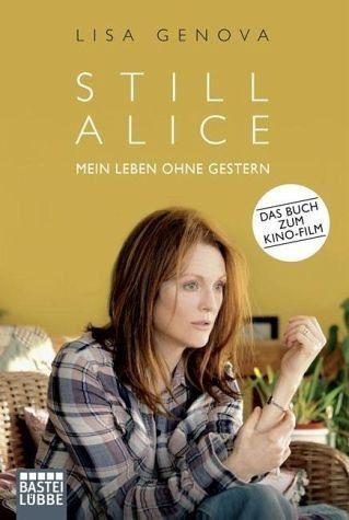 Broschiertes Buch »Still Alice«