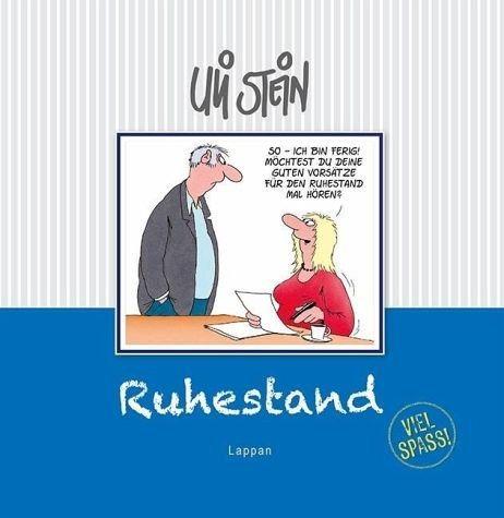 Gebundenes Buch »Ruhestand - Viel Spaß!«