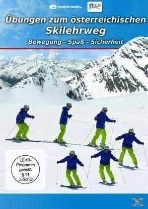 DVD »Übungen zum Österreichischen Skilehrweg«