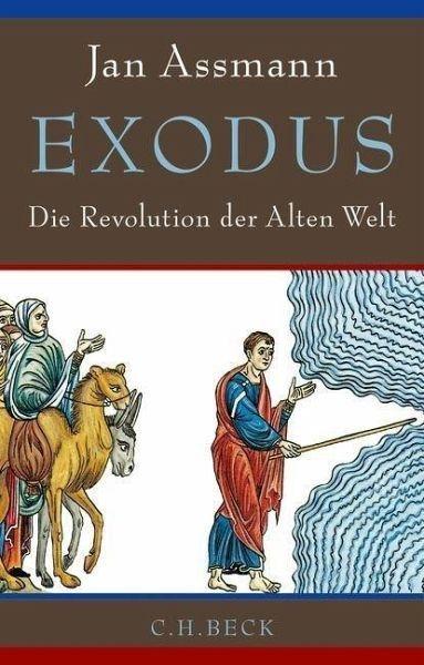 Buch mit Leinen-Einband »Exodus«