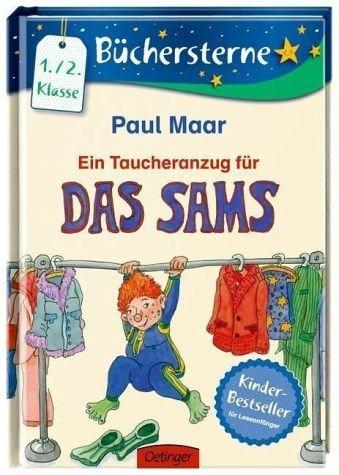 Gebundenes Buch »Ein Taucheranzug für das Sams / Das Sams...«
