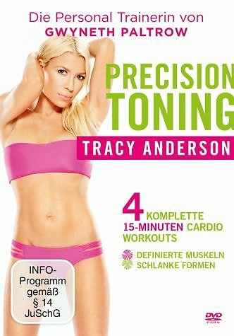 DVD »Die Tracy Anderson Methode - Precision Toning«