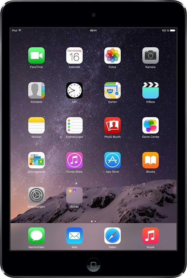 "Apple iPad Mini 7,9"" 32 GB in Space Grau"