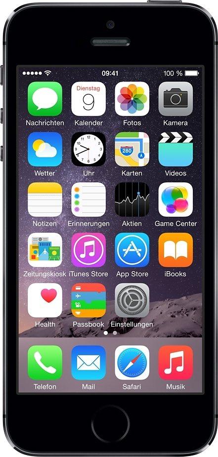 apple iphone 5s 4 32 gb online kaufen otto. Black Bedroom Furniture Sets. Home Design Ideas