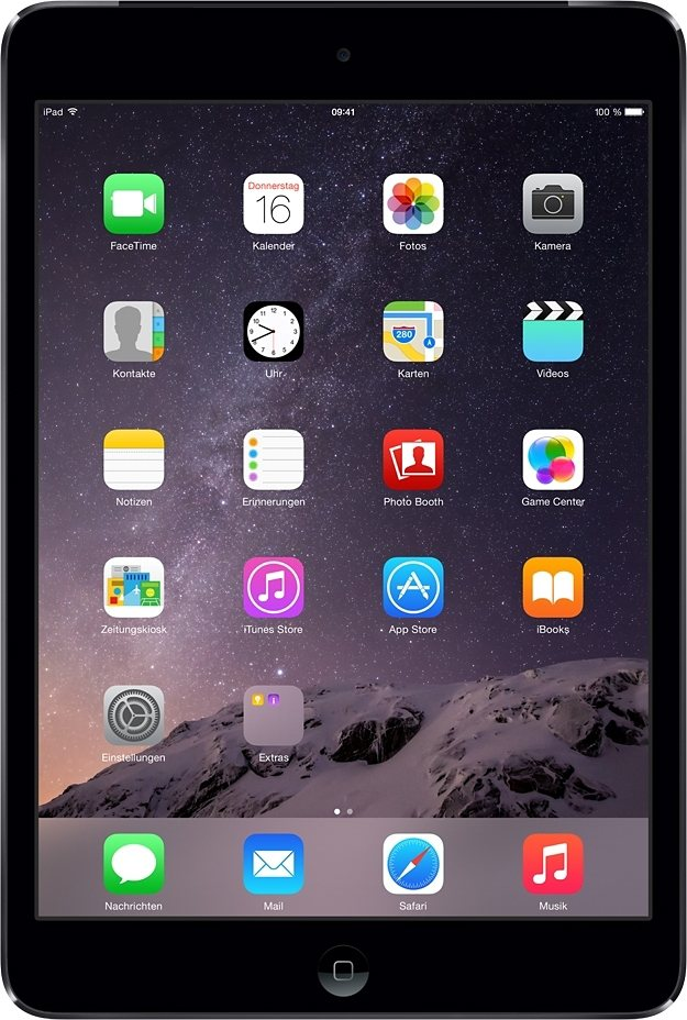 "Apple iPad Mini Cellular 7,9"" 32 GB in Space Grau"