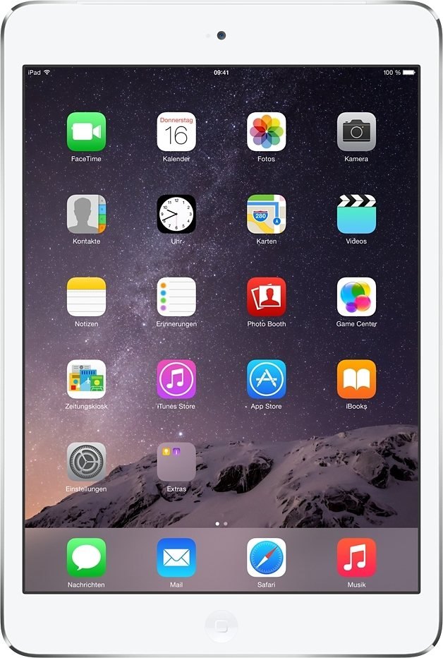 "Apple iPad Mini Cellular 7,9"" 32 GB in Silber"