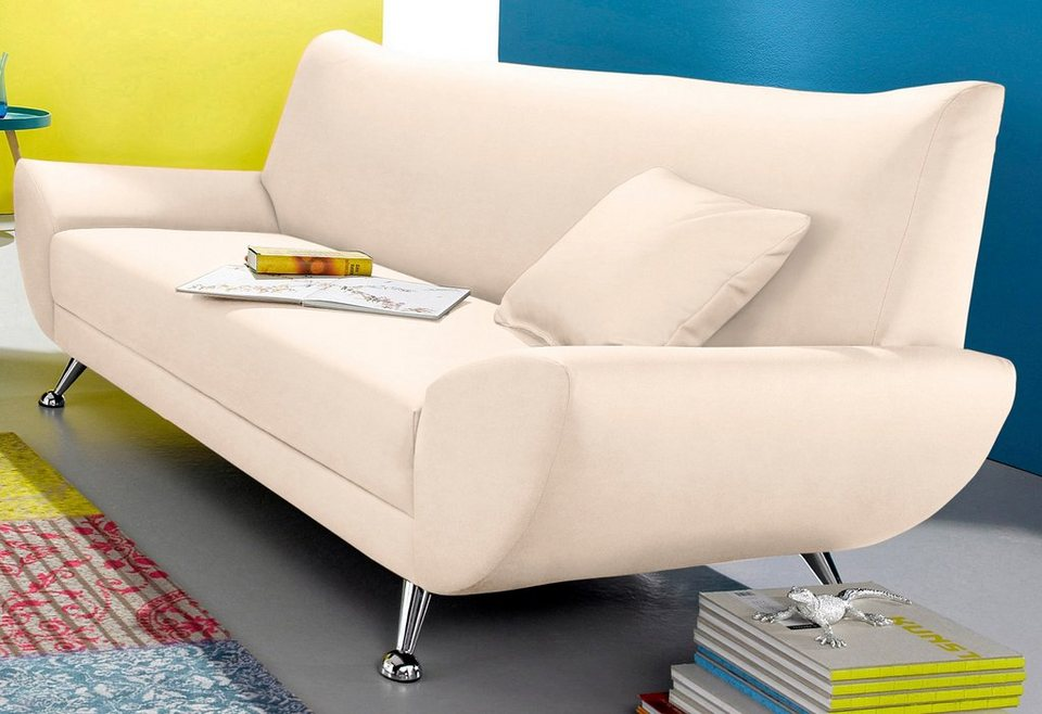 INOSIGN 3-Sitzer in creme