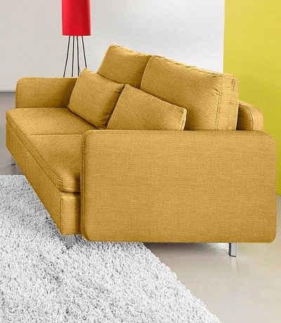 Schlafsofa gelb  Sofa in gelb online kaufen | OTTO