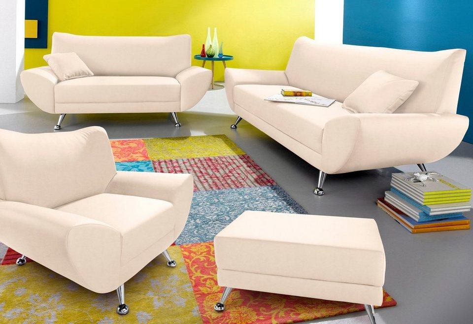 inosign garnitur online kaufen otto. Black Bedroom Furniture Sets. Home Design Ideas