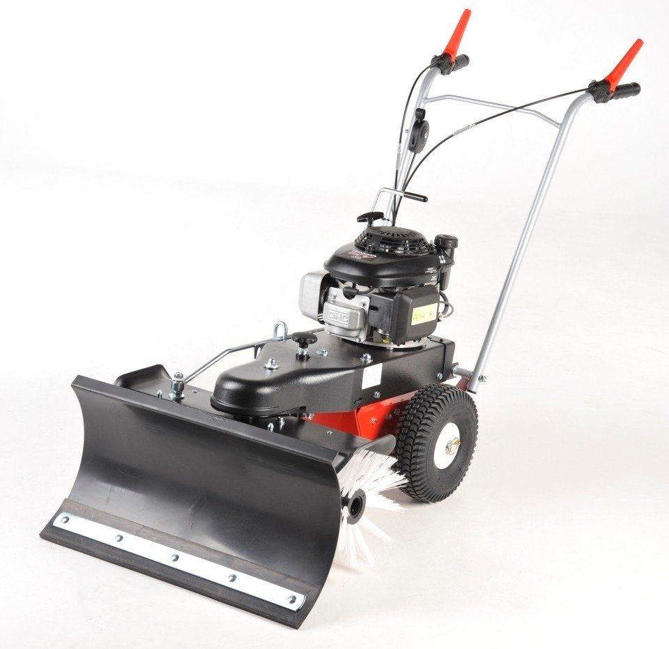 Kehrmaschine »haaga 870« in schwarz