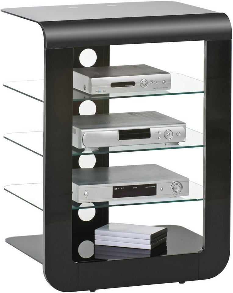 tv hifi rack maja m bel 1646 breite 60 cm otto. Black Bedroom Furniture Sets. Home Design Ideas