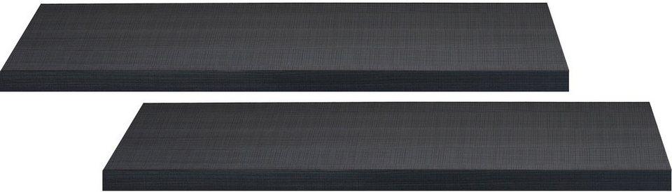 wandregal 2er set s c i a e breite 200 cm otto. Black Bedroom Furniture Sets. Home Design Ideas