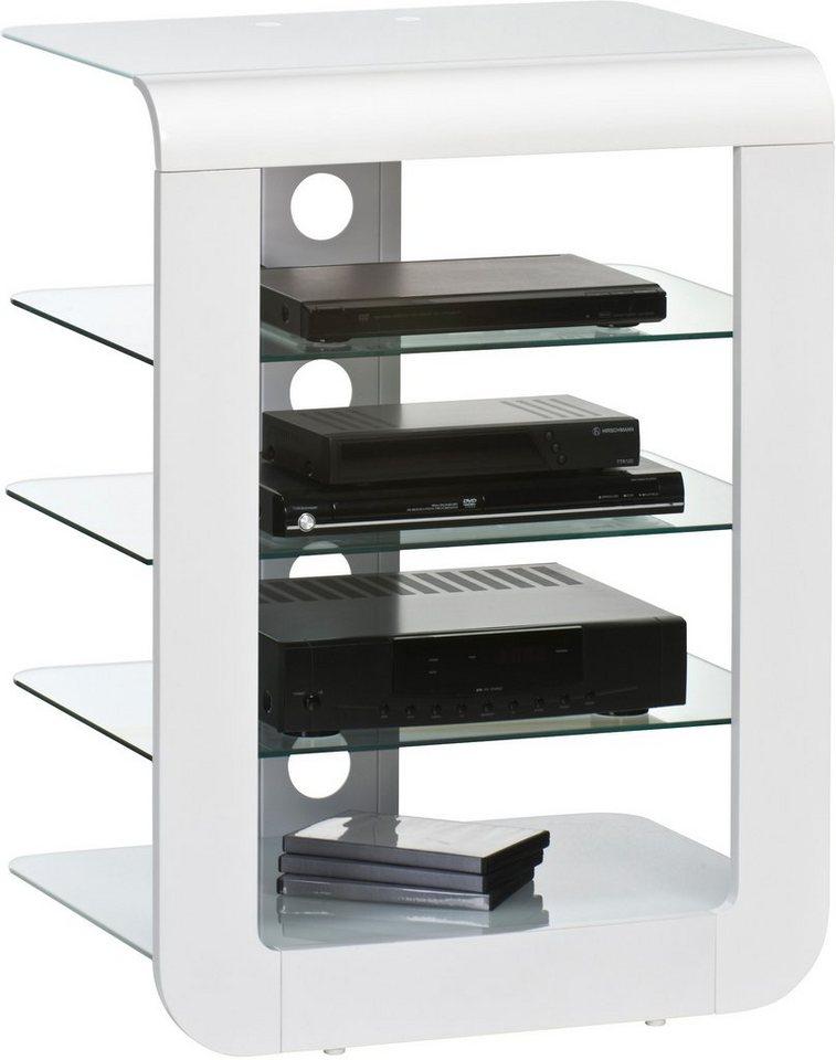 tv hifi rack maja m bel 1646 breite 60 cm otto. Black Bedroom Furniture Sets. Home Design Ideas