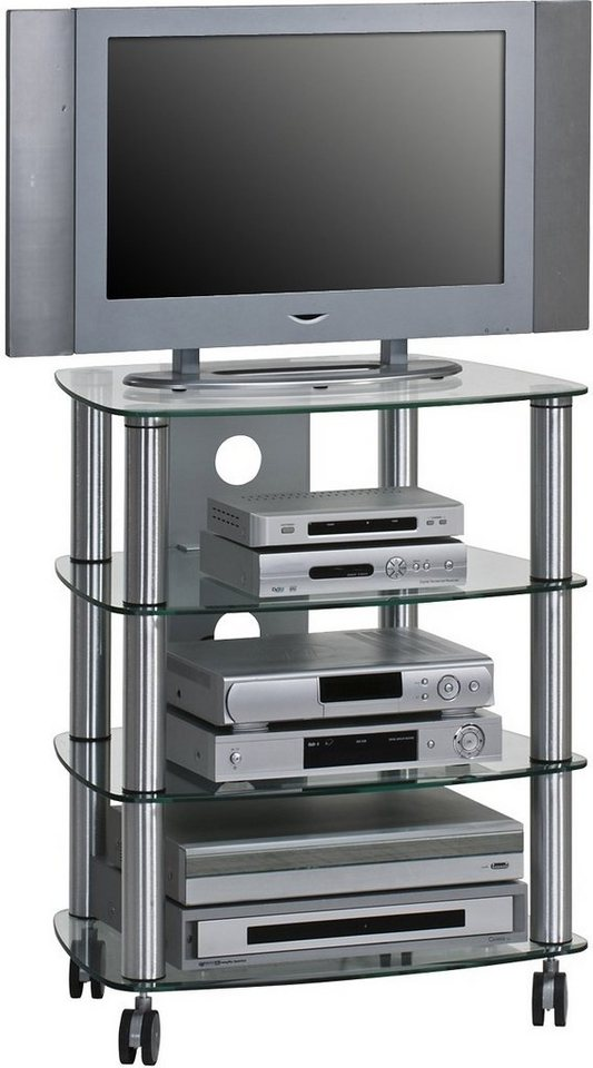 tv hifi rack maja m bel 1611 breite 60 cm otto. Black Bedroom Furniture Sets. Home Design Ideas