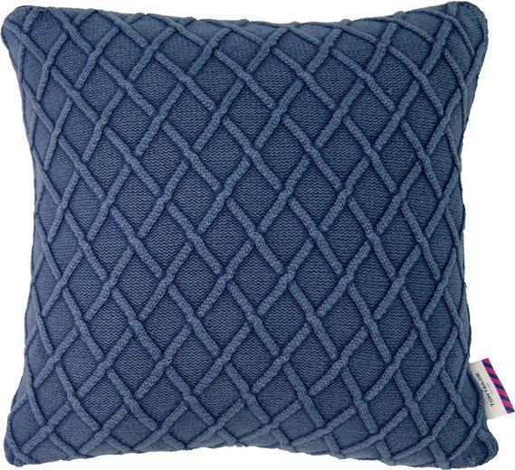 kissen tom tailor knitting diamond 1 st ck otto. Black Bedroom Furniture Sets. Home Design Ideas