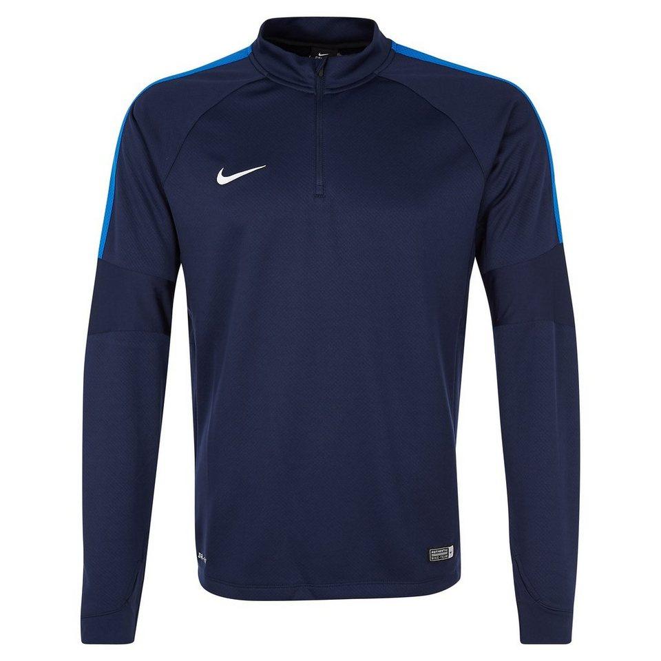 NIKE Squad 15 Ignite Midlayer Sweatshirt Herren in dunkelblau / blau