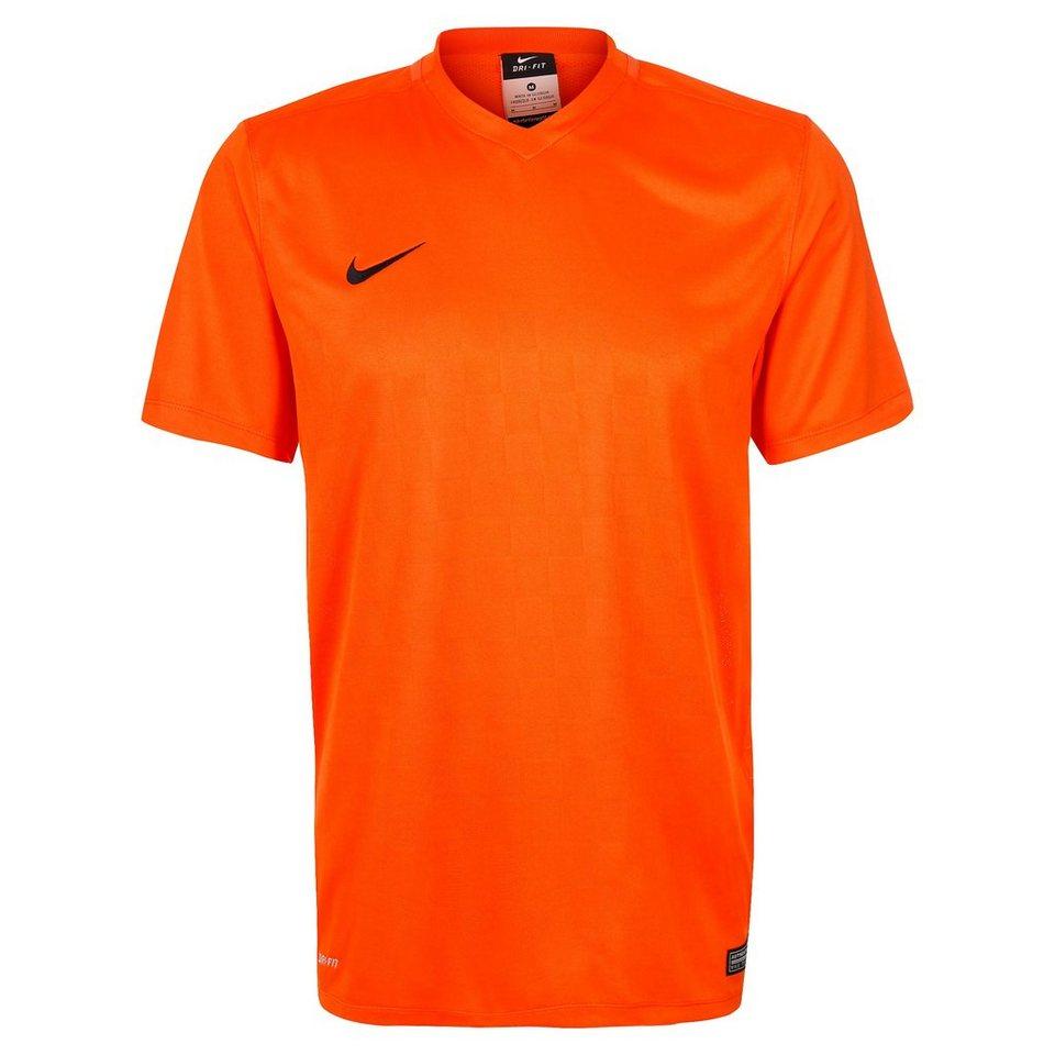 NIKE Energy III Fußballtrikot Herren in orange / schwarz