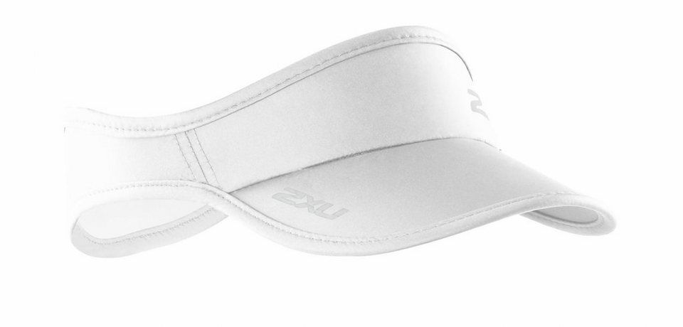 2XU Hut »Run Visor« in weiß