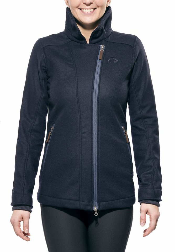 Tatonka Outdoorjacke »Flowell Jacket Women« in blau