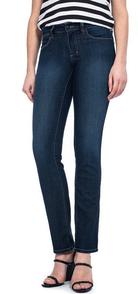 NYDJ Sheri Skinny Jeans in Hollywood Wash