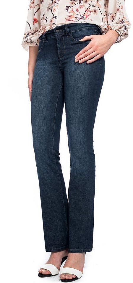 NYDJ Billie Mini Bootcut Jeans in Burbank Wash