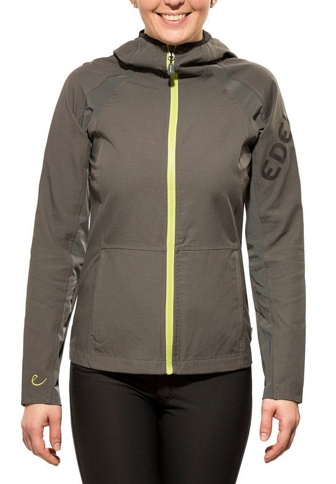Edelrid Outdoorjacke »Marwin Jacket Women« in braun