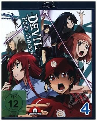 Blu-ray »The Devil is a Part-Timer - Vol. 4«