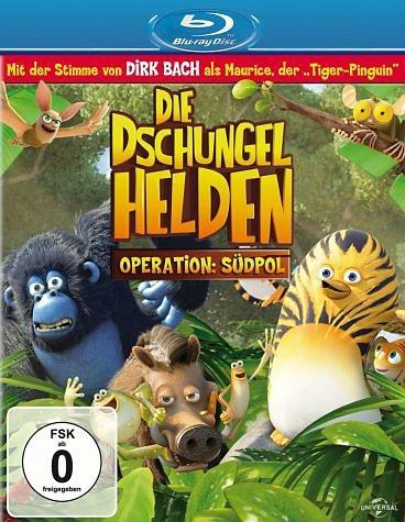 Blu-ray »Die Dschungelhelden - Operation: Südpol«