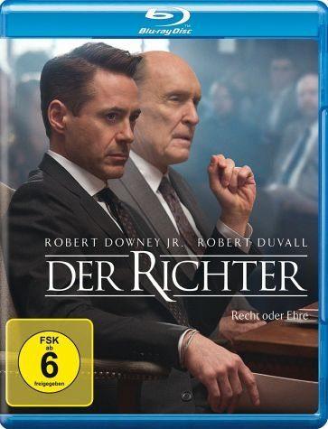 Blu-ray »Der Richter - Recht oder Ehre«