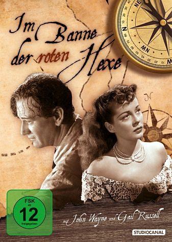 DVD »Im Banne der Roten Hexe«