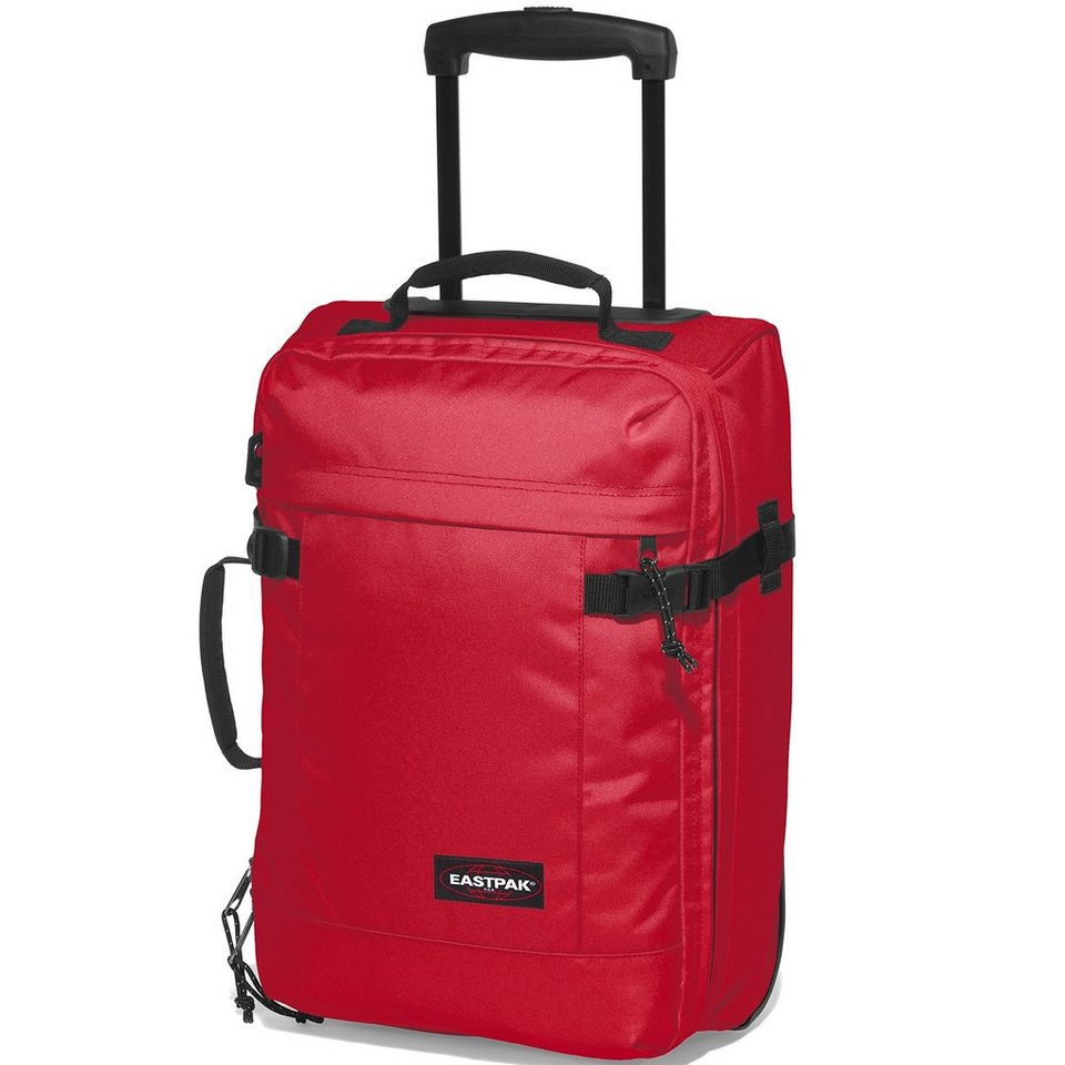 Eastpak Authentic Collection Tranverz XS 2-Rollen Trolley 45 cm in chuppachop red