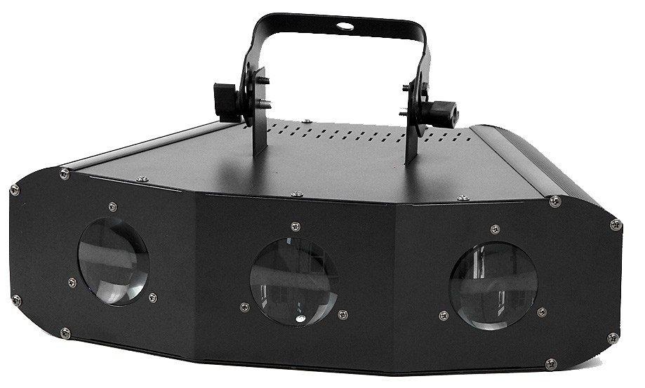 Involight LED-Lichtanlage »RX550« in schwarz