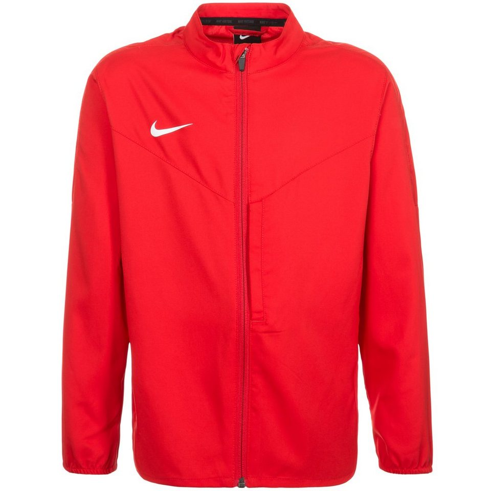 NIKE Team Performance Shield Trainingsjacke Kinder in rot / weiß