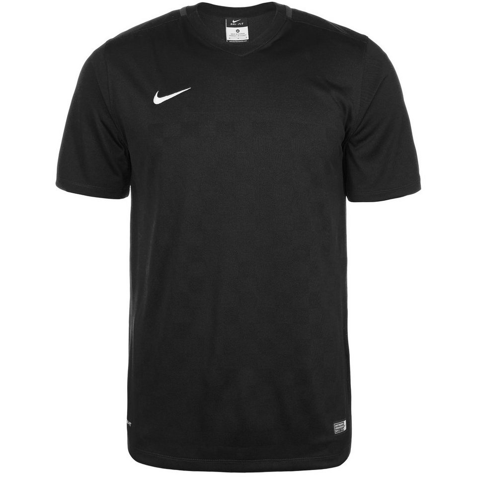 NIKE Energy III Fußballtrikot Herren in schwarz / weiß