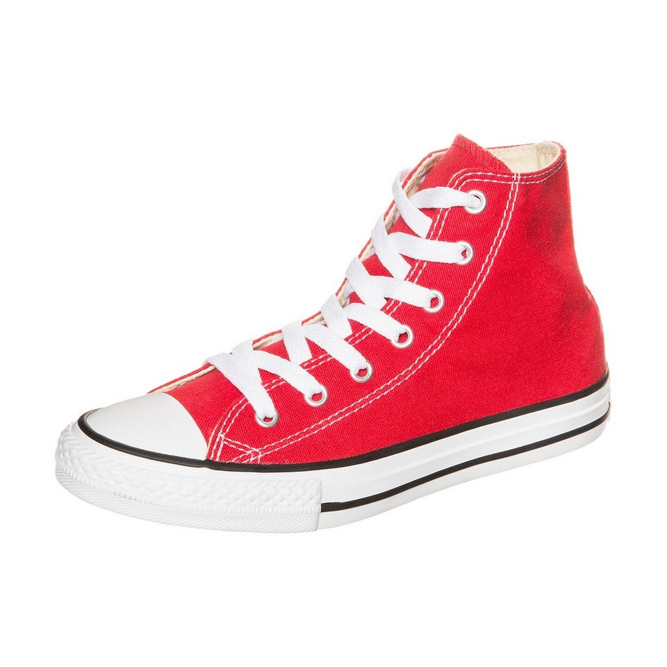 CONVERSE Chuck Taylor All Star High Sneaker Kinder in rot