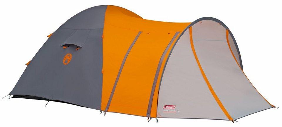 Coleman Zelt »Cortes 5 Plus Tent« in grau