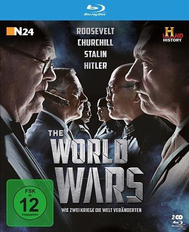 Blu-ray »The World Wars - Wie zwei Kriege die Welt...«