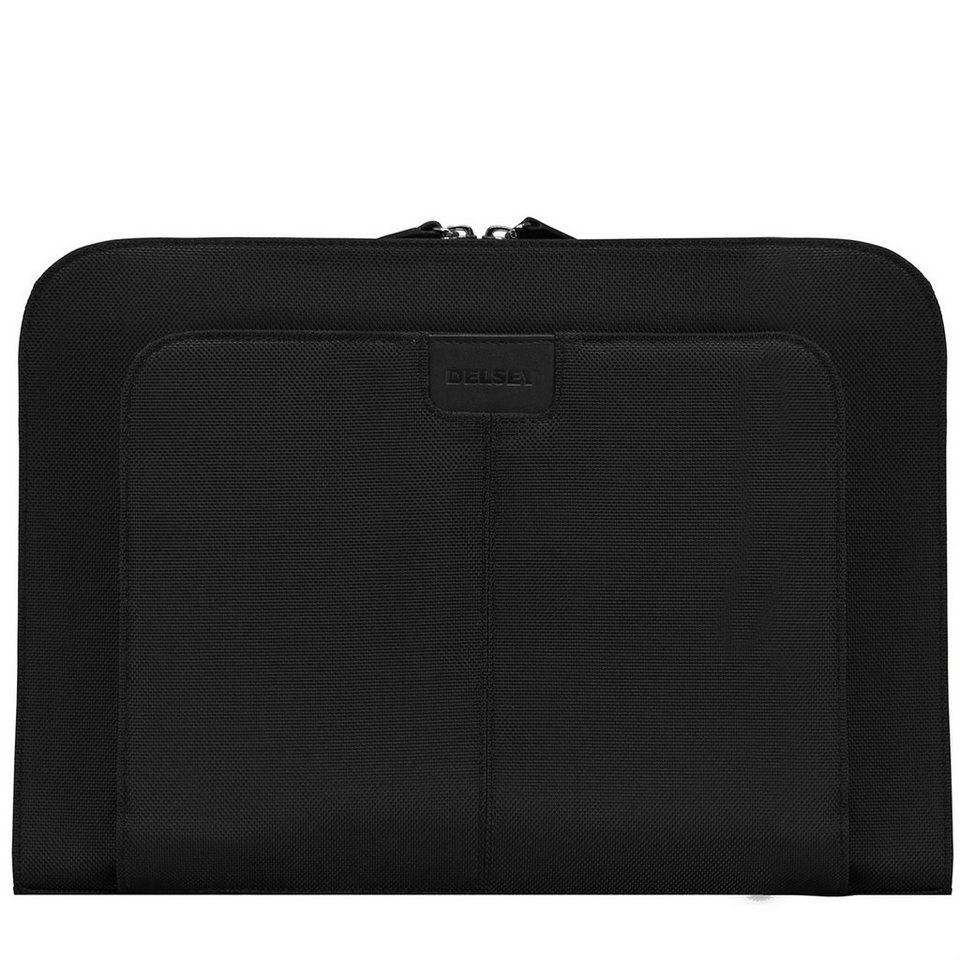 Delsey Duroc Laptophülle 42 cm in schwarz
