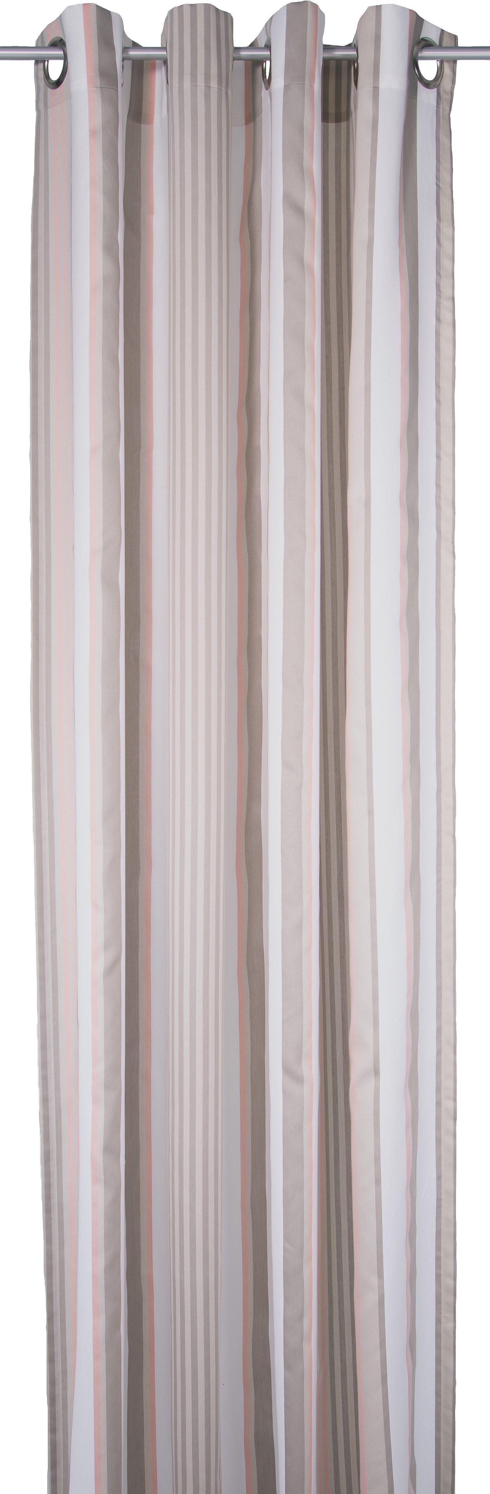 Vorhang, Tom Tailor, »Pastel Stripes« (1 Stück)