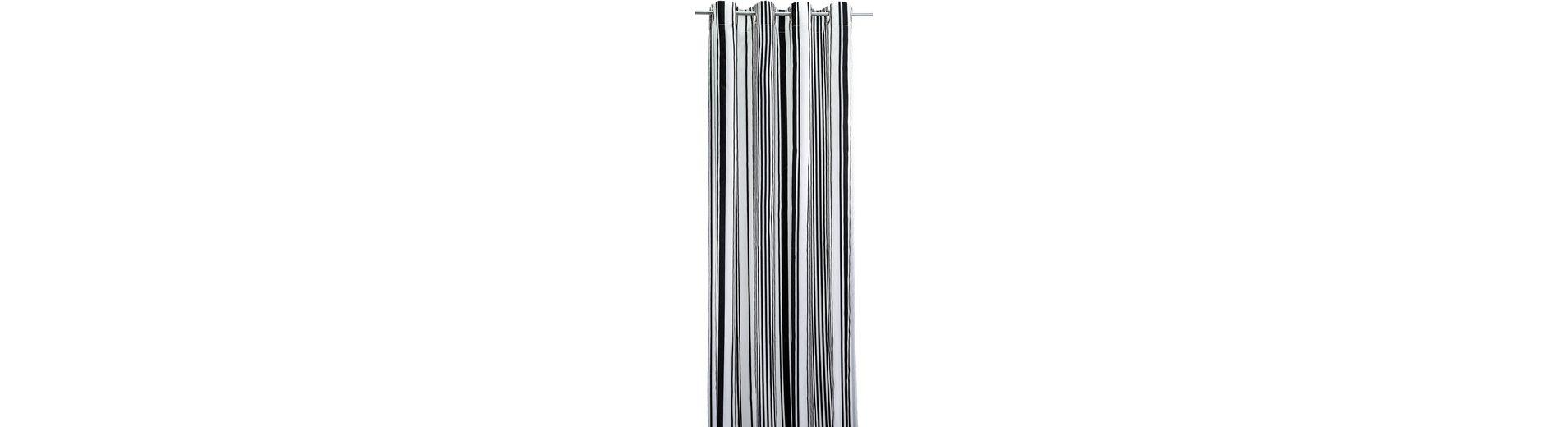 Vorhang, Tom Tailor, »Graphic Stripes« (1 Stück)