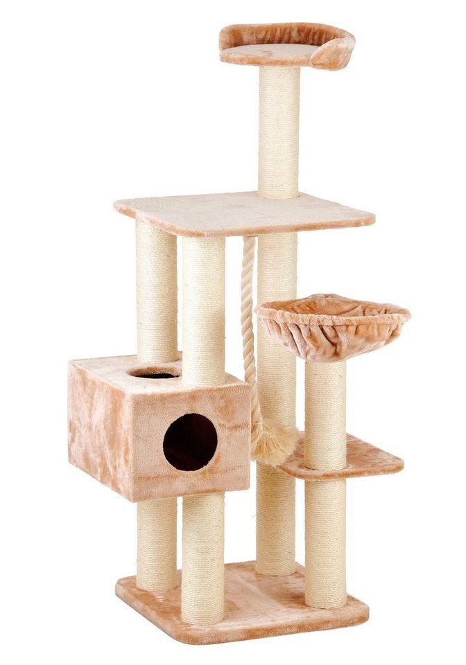Design Kratzbaum Aus Holz Und Wellpappe: Silvio Design Kratzbaum »Abigal« Online Kaufen